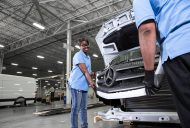 Charleston County is home to automotive OEM Mercedes-Benz Vans