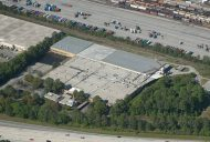 Featured properties in Charleston County include warehouse, manufacturing, and distribution facilities