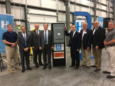 Hubner Manufacturing goes solar in Charleston County