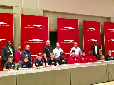 Youth Apprenticeship Signing Day